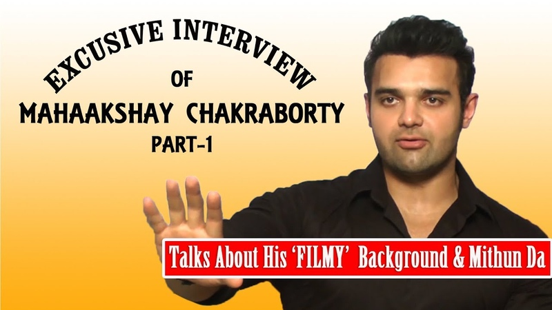 Exclusive Interview Of Actor Mahaakshay Chakroborty Talks About His 'FILMY' Background Mithun Da
