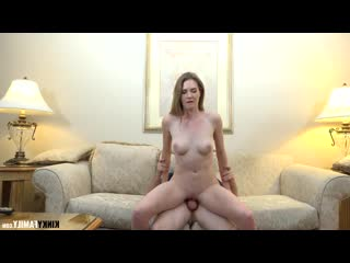KinkyFamily Ashley Lane e43 -Stepsis Obsessed with My Dick - DirtyFlix Kinky Family POV Creampie Cumshot Teen