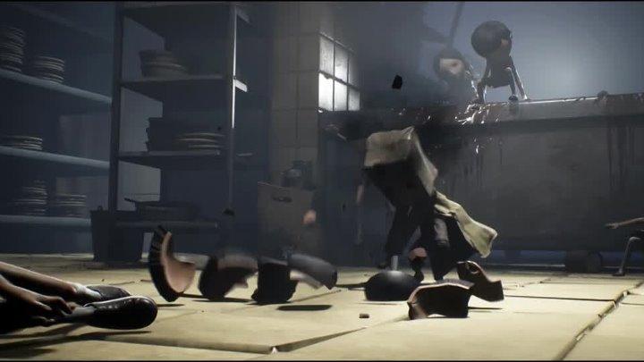 Little Nightmares 2 Трейлер с gamescom 2019
