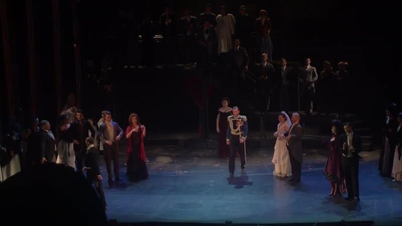 Джекилл и Хайд Театр музыкальной комедии Поклоны 24 02 2020