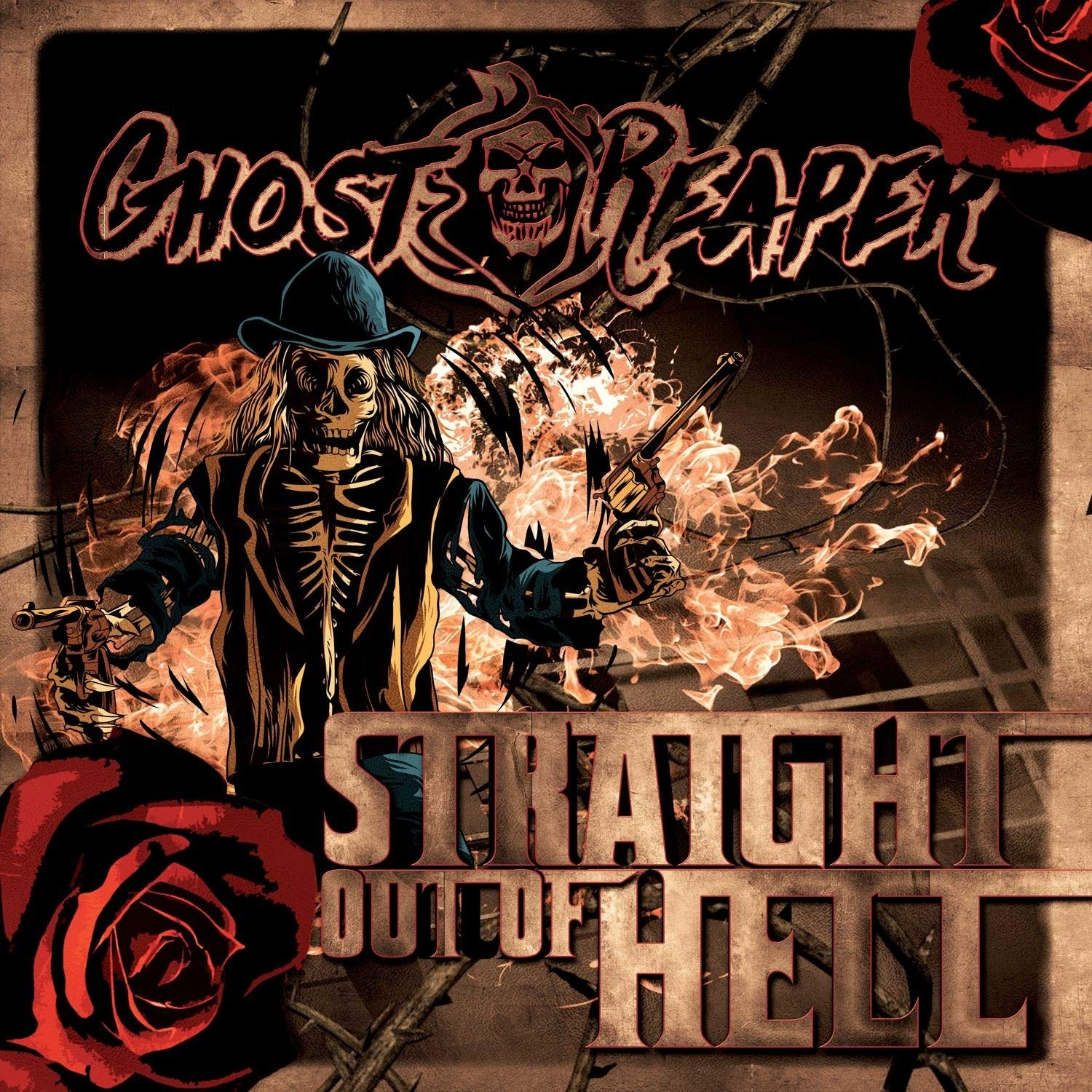 GhostReaper - Straight Out Of Hell