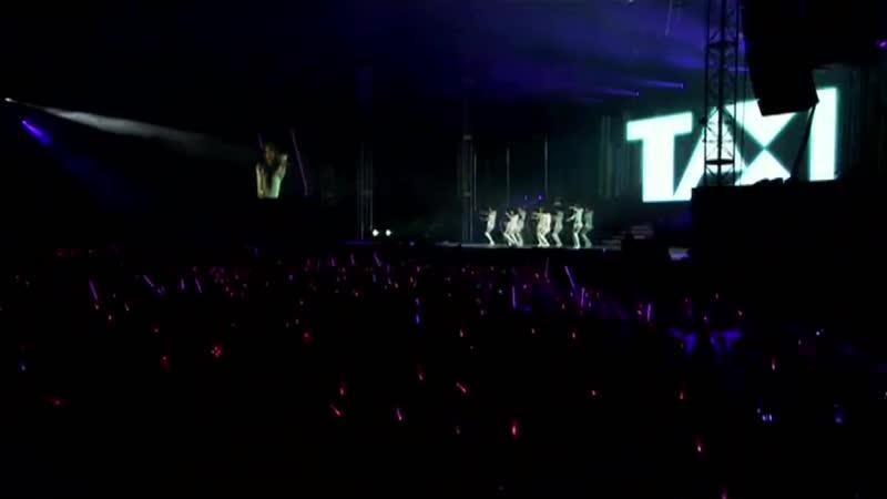 SNSD Mr Taxi Korean Ver Girls' Generation 2011 Tour In Seoul