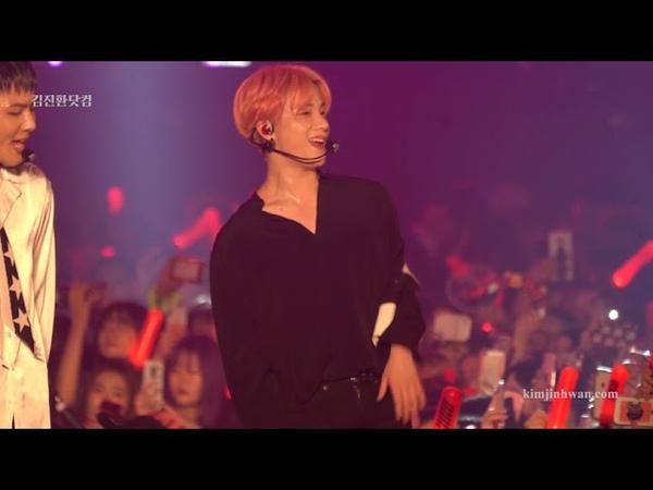 190106 아이콘 앙콘 BEAUTIFUL 김진환 직캠 JINHWAN focus iKON ENCORE IN SEOUL 4K