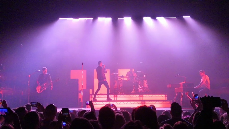 Keane Bend Break Praha Live 2 2 2020