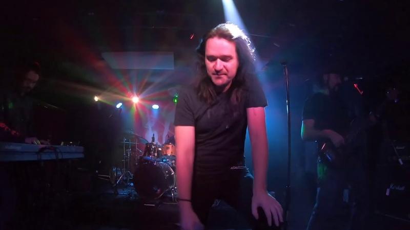 Ночь в Rock'n'Roll Pub группа EXTROVERT