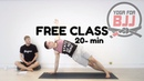 Yoga for BJJ: Free basic class