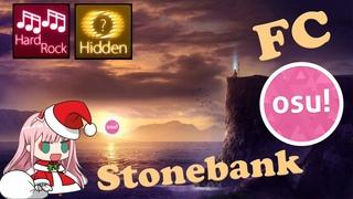 !osu Stonebank - Stronger FC +HDHR 1652-combo   Yukizie: Cookiezi Next Generations
