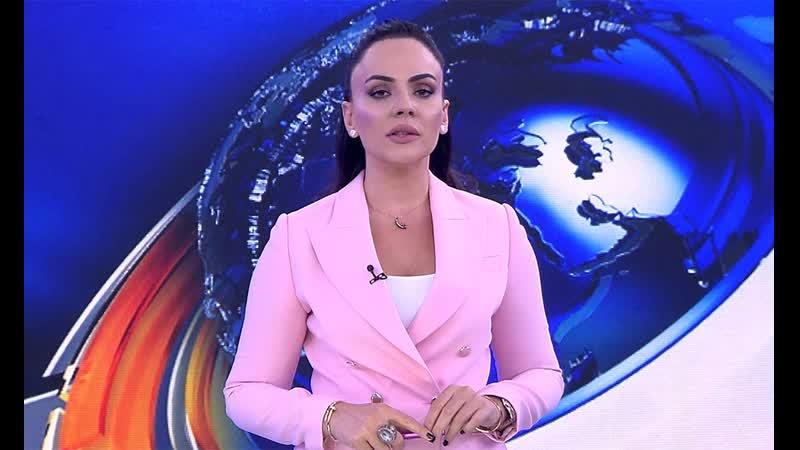 Buket Aydınla Kanal D Haber - 01.11.2019 -02