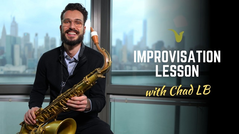 How to Play More Interesting Improvised Lines with Chad Lefkowitz Brown