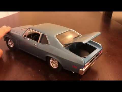 1970 Chevrolet Nova SS Coupe toy car