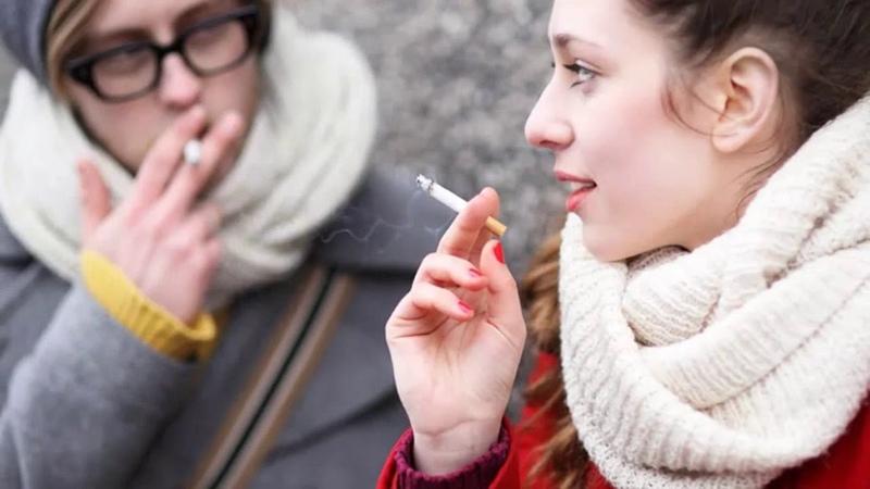 Курение – проблема переходного возраста