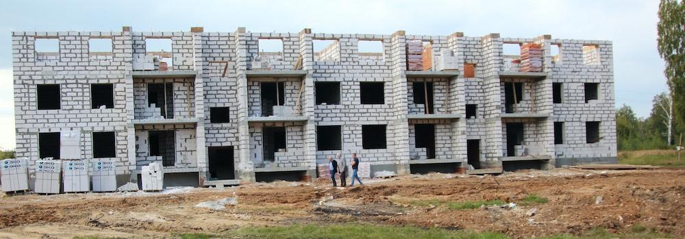 Новый дом в Красной Горбатке украсят граффити