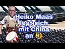 Heiko Maas legt sich mit China an 🤣