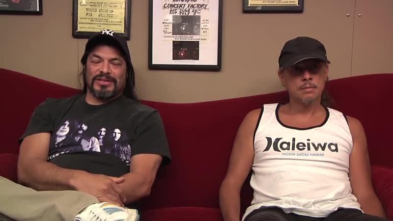 Metallica - Seek and Destroy Atlantic City Air Assault (2012)