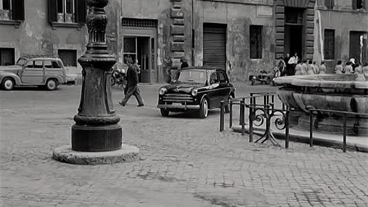 Проклятая путаница Un maledetto imbroglio Пьетро Джерми Pietro Germi 1959 Италия драма криминал
