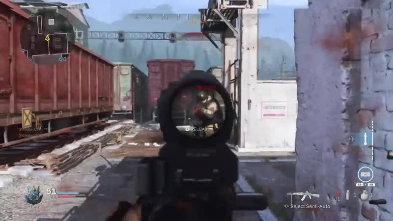 I only need one kill for my chopper gunner...Modern Warfare