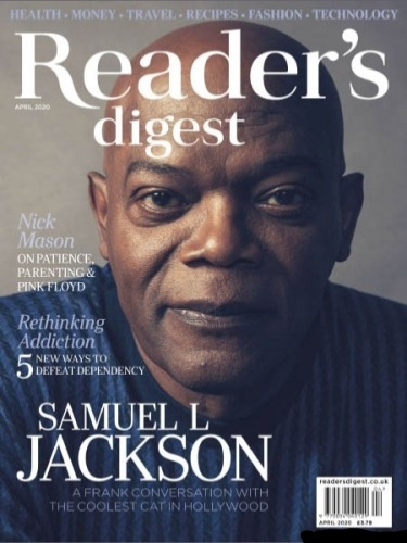 Readers Digest UK - April 2020 UserUpload