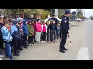 ПДД пo-молдaвcки, наглядный пример!