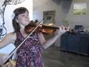 Марина Корсакова — Padam (violin cover)
