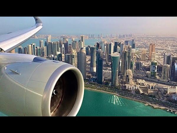 Qatar Airways Airbus A350 🇸🇬 Singapore Changi SIN ✈️ Paris CDG 🇫🇷 via Doha 🇶🇦 FLIGHT REPORT