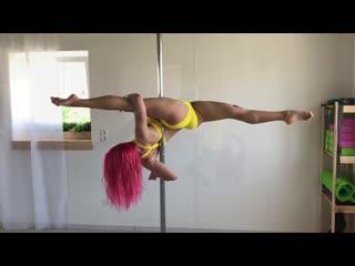 Pole dance и растяжка севастополь
