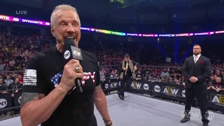 AEW FULL: MJF wants Cody and gets DDP (Dynamite, Jan. 08, 2020)