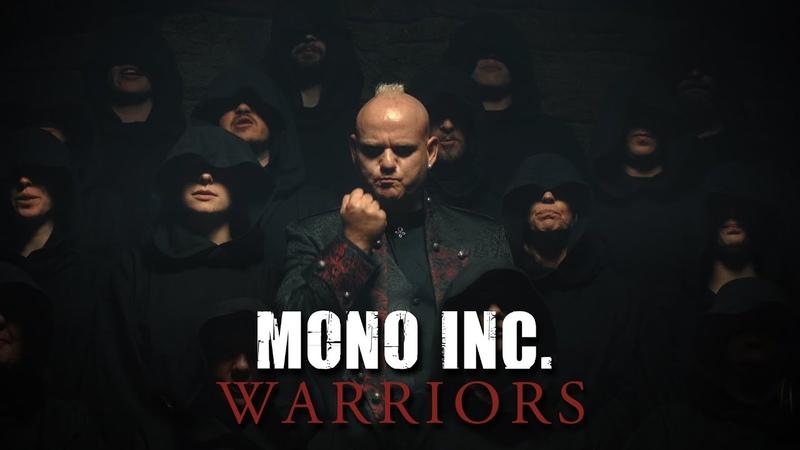 MONO INC. - Warriors (Official Video)