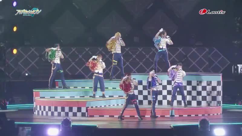 アイドリッシュセブン 2nd LIVE「REUNION」Blu-rayDVD発売決定