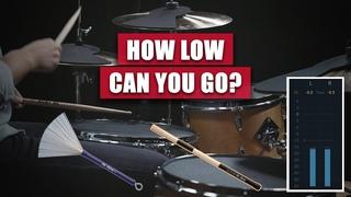 Low Volume Options By Decibel