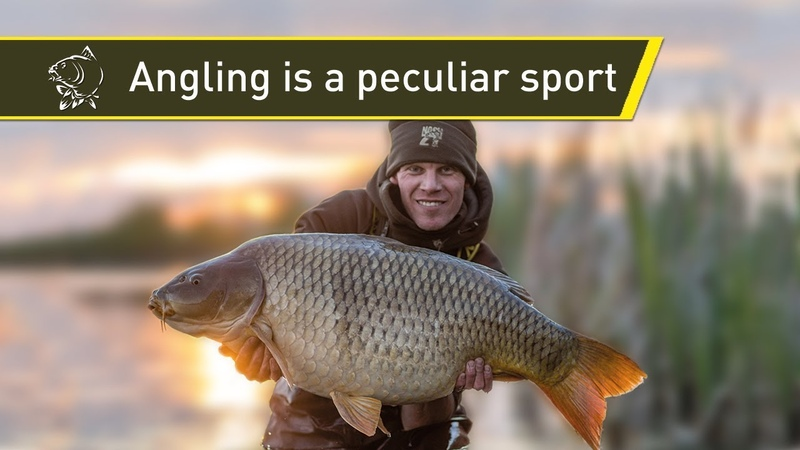 Carp Fishing - Angling is a peculiar sport