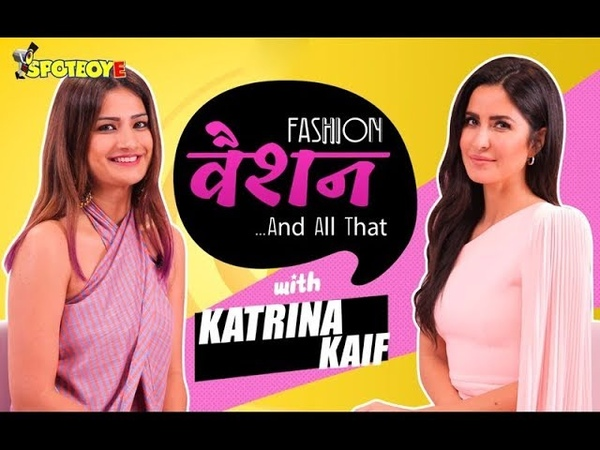 Katrina Kaif Reveals Lip Colours She Relates To Deepika, Alia , Sara Ali Khan, Priyanka And Why!