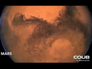 sounds of space, saturn and mars
