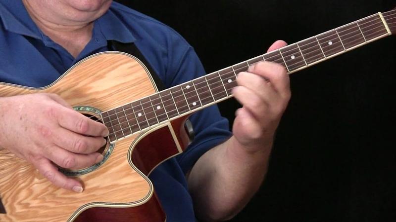 Dear Old Dixie Bluegrass Guitar