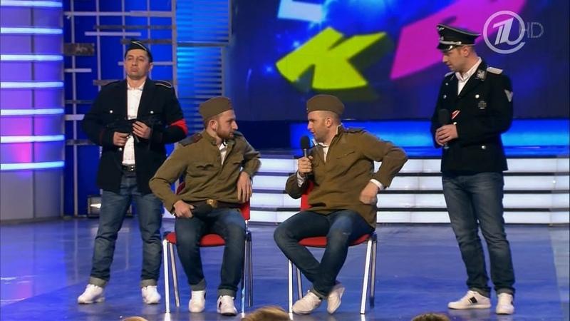 КВН Сборная Чечни 2014 Высшая лига Третья 1 8 Приветствие
