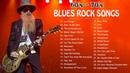 Top 30 60's 70's Blues Rock Songs 👻 Blues Rock Songs Playlist 60s 70s