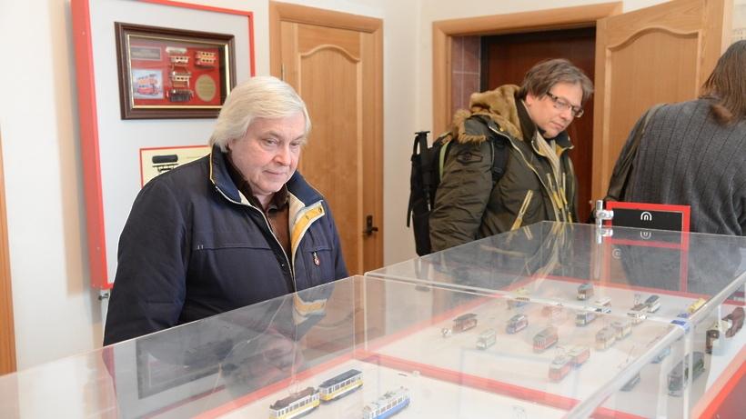Музей трамваев разных стран мира открылся в Коломне