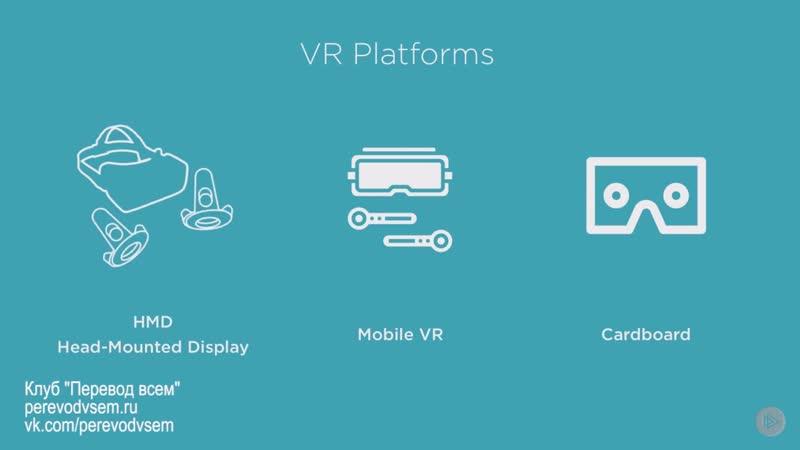 Саунд дизайн для виртуальной реальности