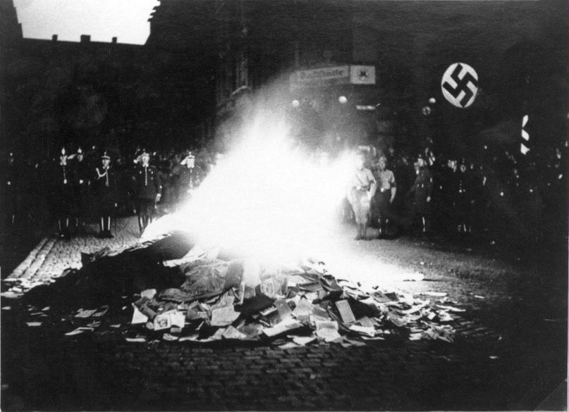 Какие книги жгли национал-социалисты, изображение №5