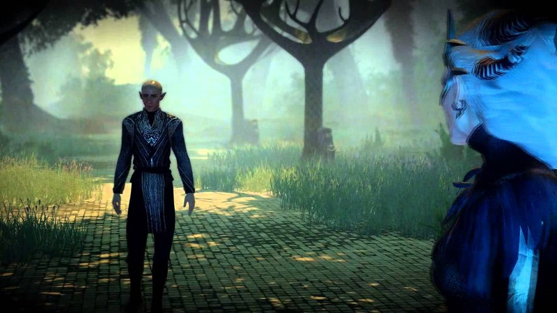 Dragon Age Inquisition: Solas/Fen'Harel/Dread Wolf - Centuries PREVIEW
