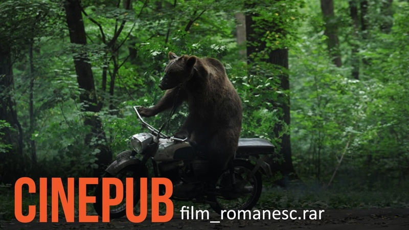 URSUL THE BEAR Film Romanesc comedie CINEPUB
