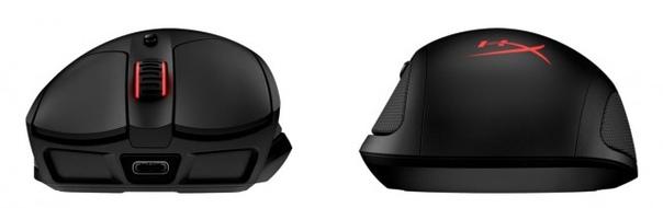 Мышка HyperX Pulsefire Dart с поддержкой беспроводной