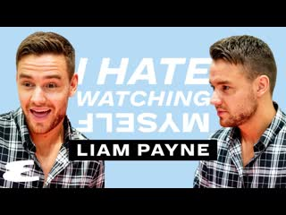 Liam Payne Reacts to Videos of Himself _ I Hate Watching Myself _ Esquire [RUS SUB]