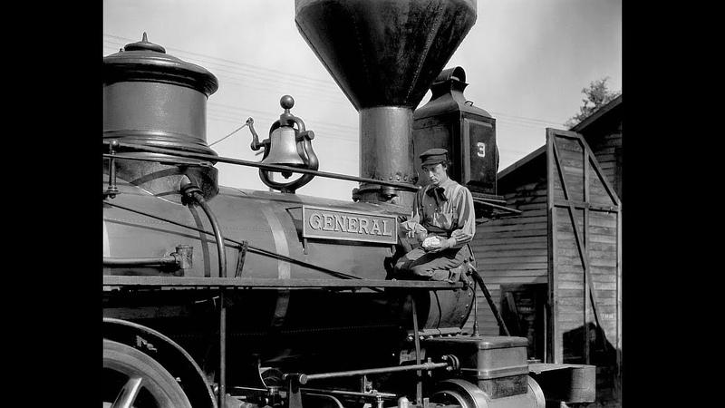 Паровоз Генерал 1926 Боевик и военный фильм