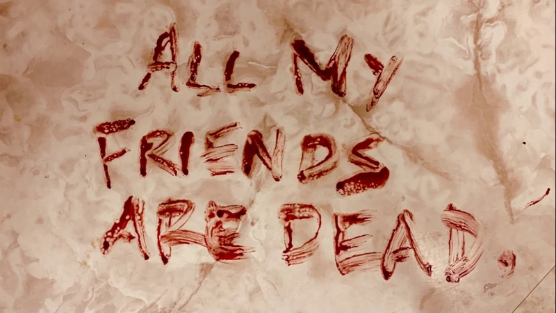 The Amity Affliction All My Friends Are Dead