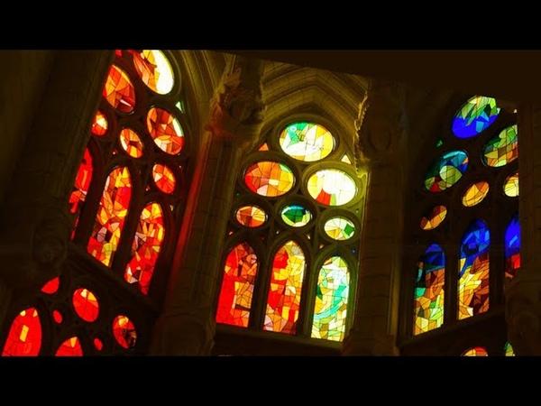 Свет, Окно, Цвет... - Витраж...