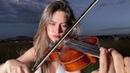 Nostalgica melodía para recordar - Alfonsina y el mar con violin 🎻 🥀