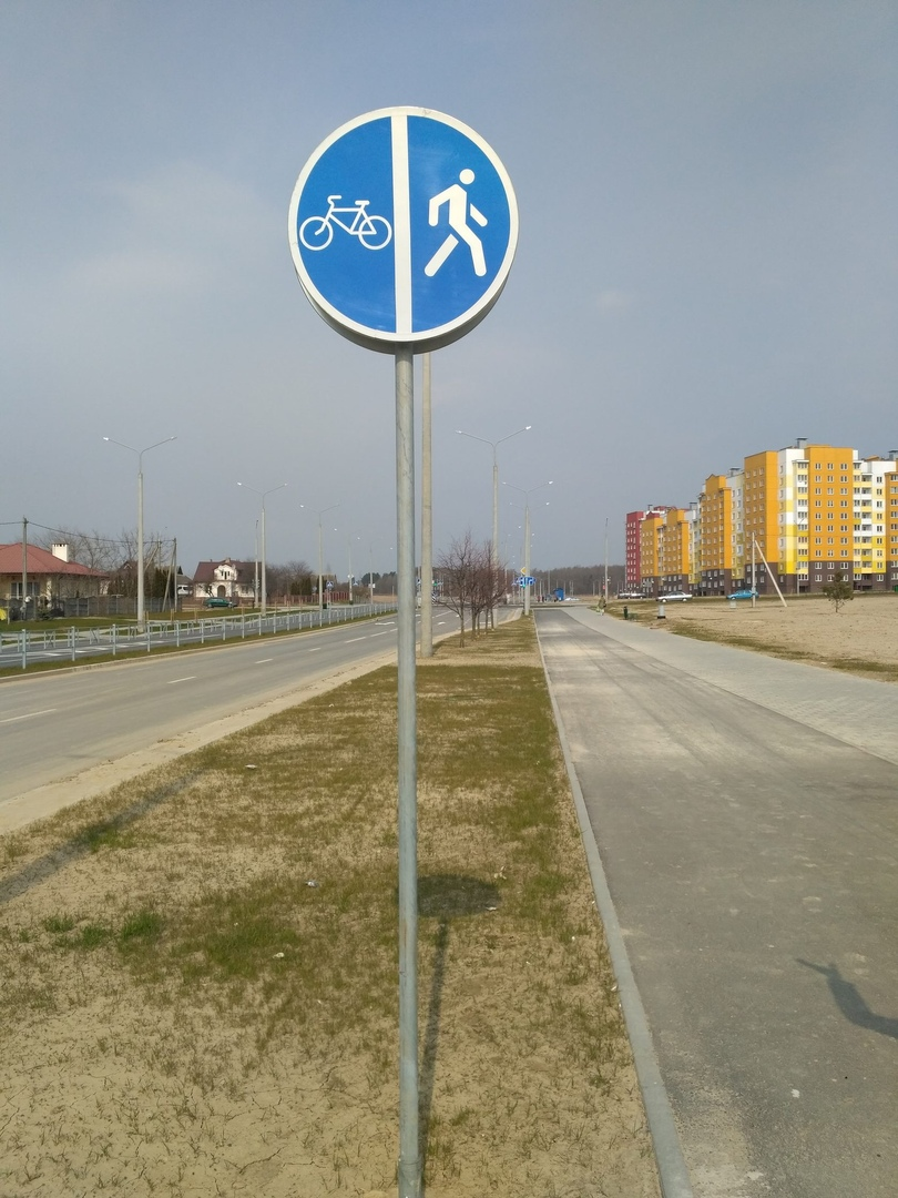 Станут ли Грандичи-2 велосипедным районом мечты?, изображение №2