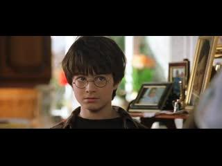 1.Вырезанная сцена Новая форма (Гарри Поттер и Философский камень)