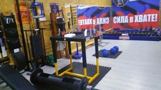 Обзор оборудования в клубе YAAMMA Брянск