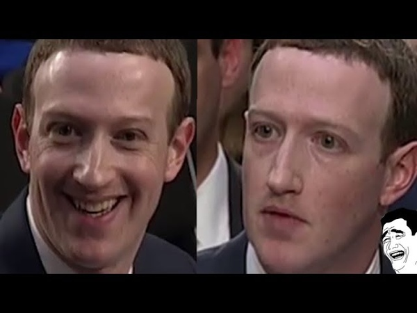 Mark Zuckerberg's most Funny Awkward moments in front of US Congress